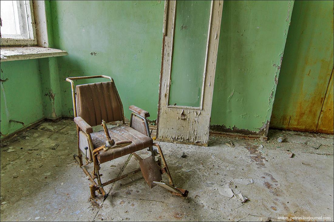 Припять - больница (2)