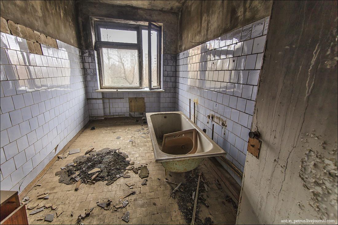 Припять - больница (6)