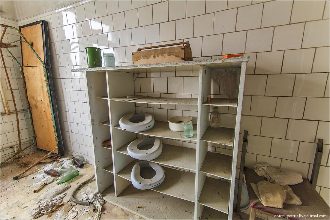 Припять - больница (8)