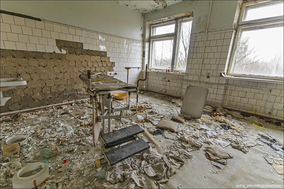 Припять - больница (9)