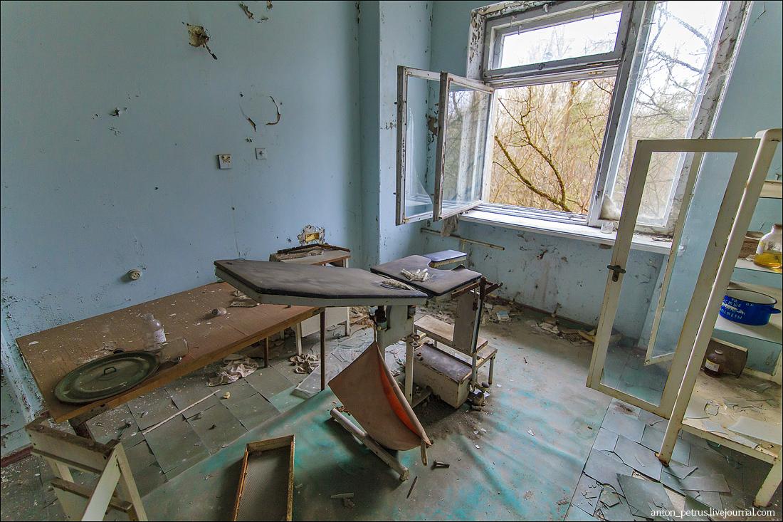 Припять - больница (13)