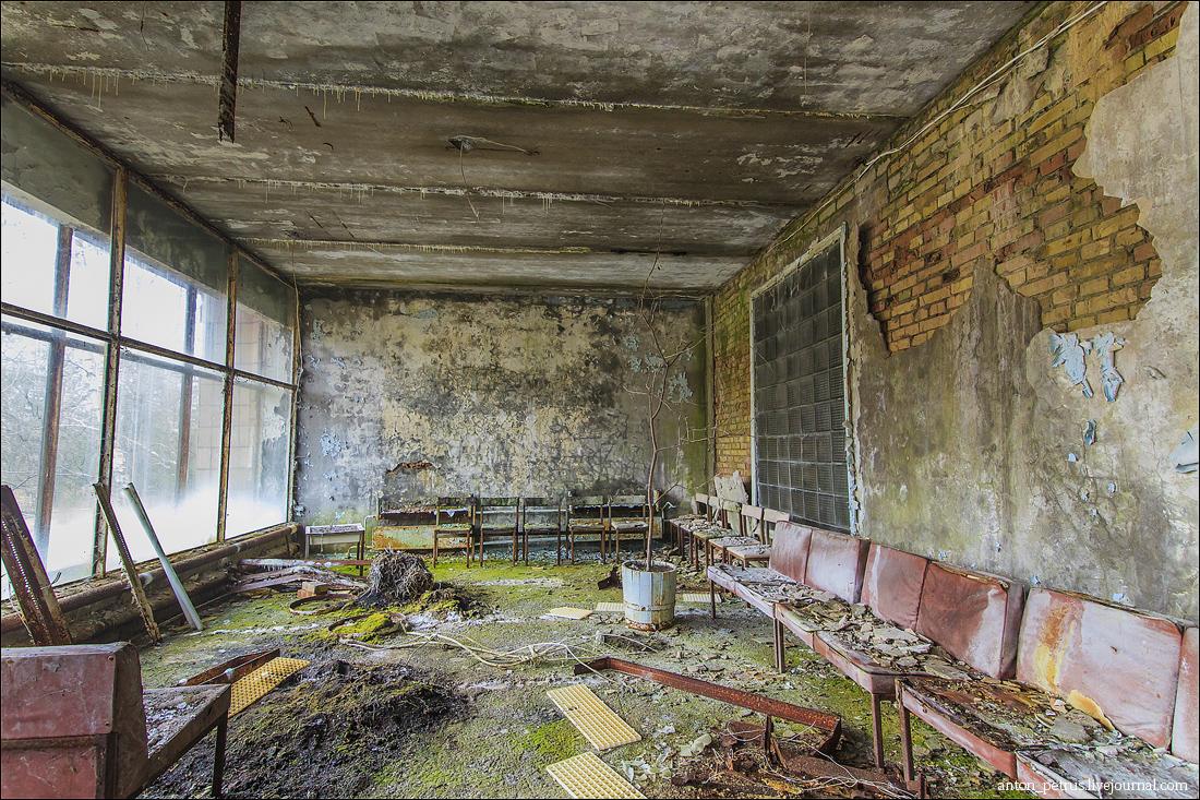 Припять - больница (14)
