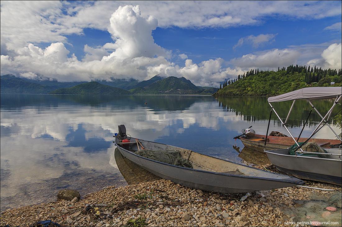 Скадарское озеро (2)