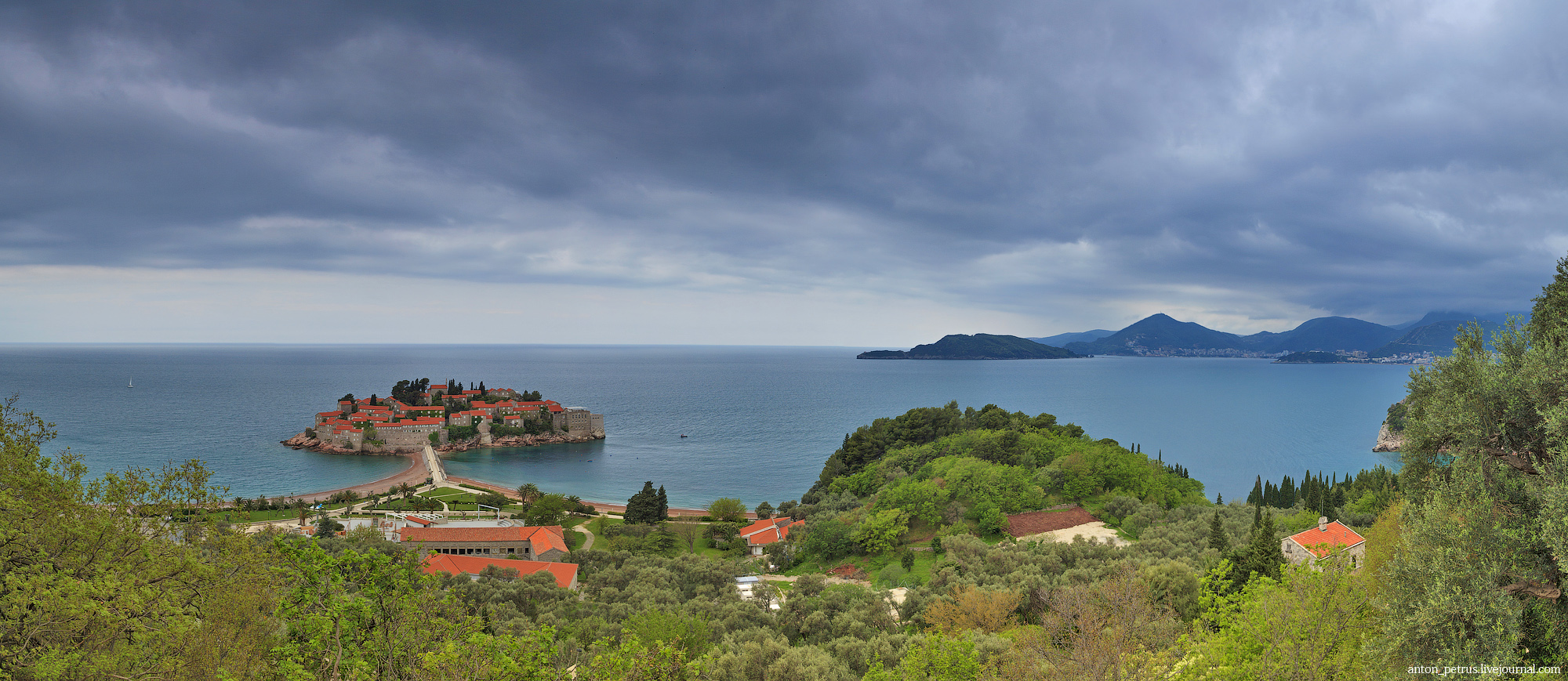 Остров Святого Стефана (2)