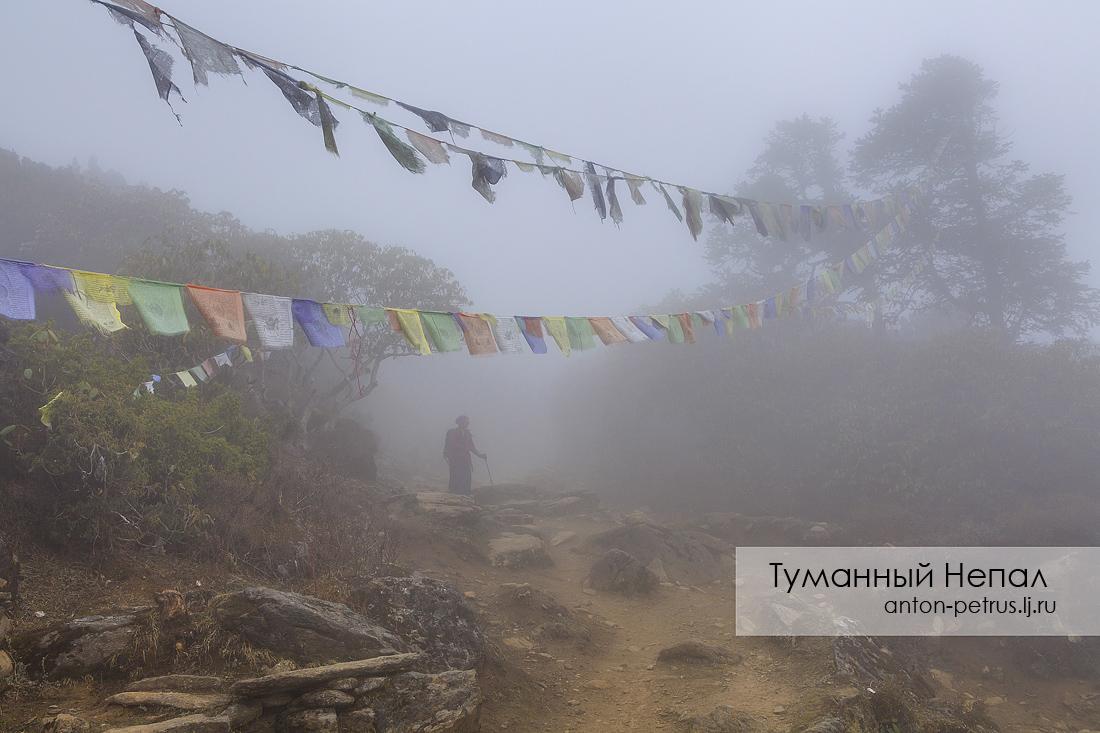 Туманный Непал (1)