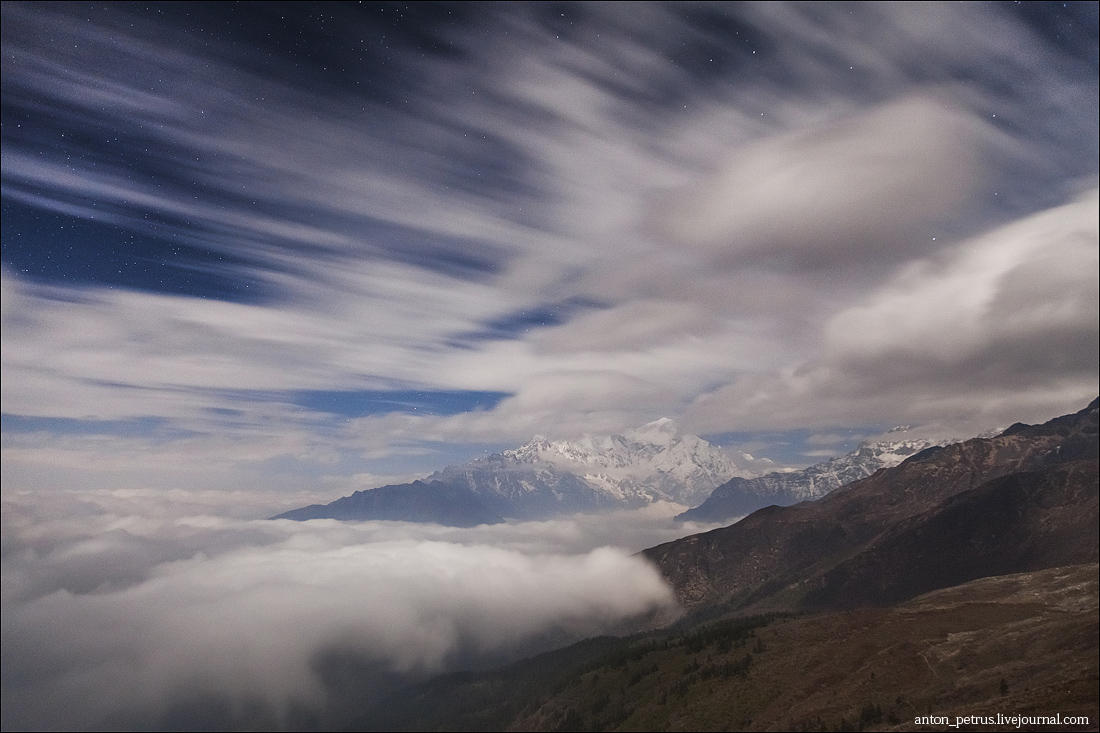 Ночной Непал (6)