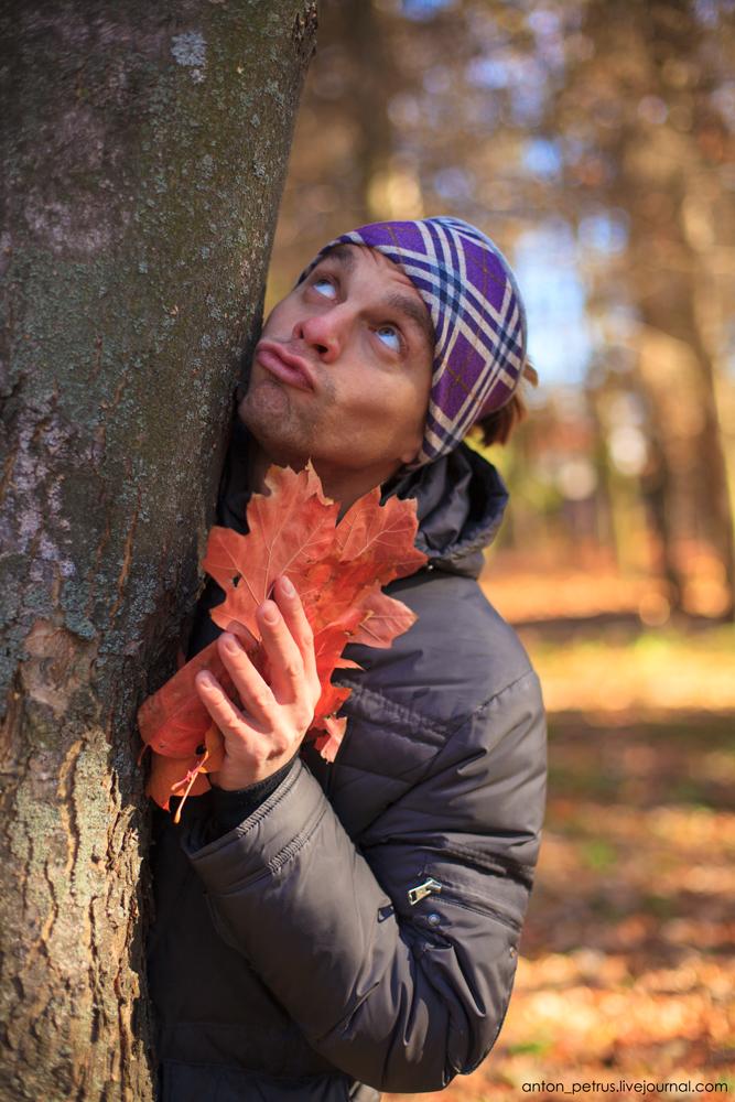 Как правильно фотографироваться осенью (3)