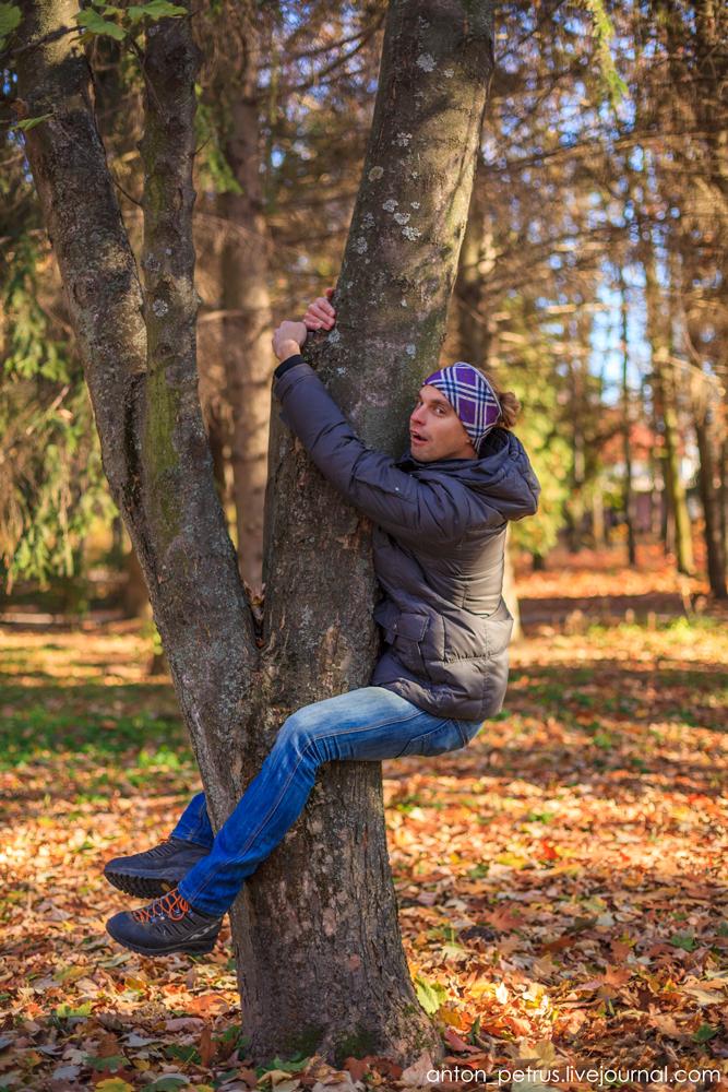 Как правильно фотографироваться осенью (5)