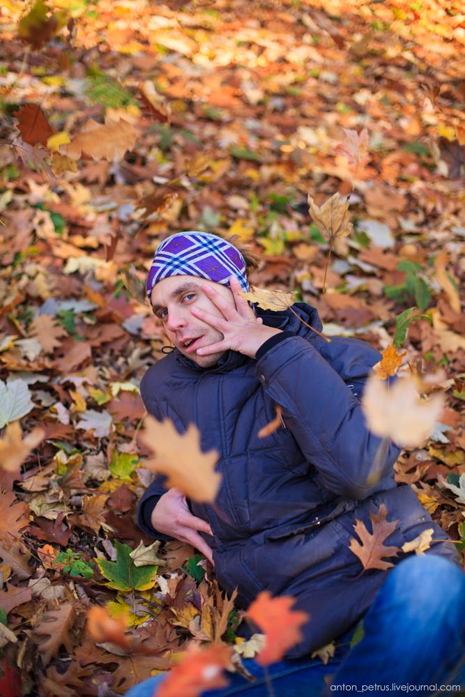 Как правильно фотографироваться осенью (6)