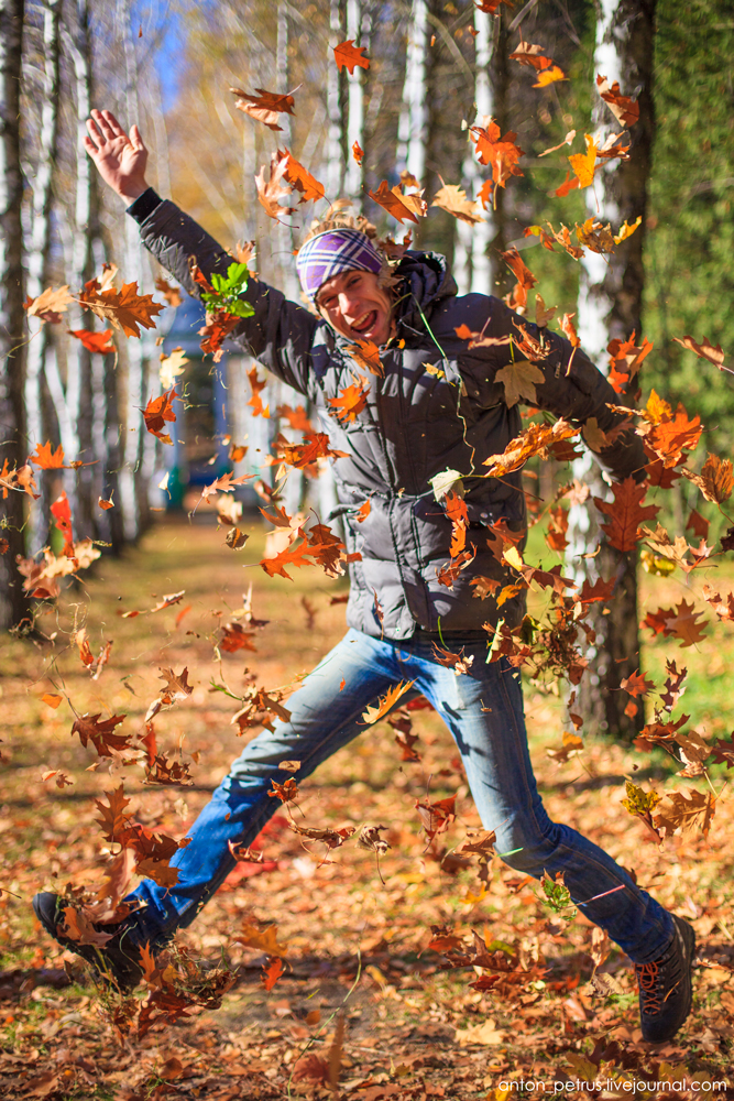 Как правильно фотографироваться осенью (7)
