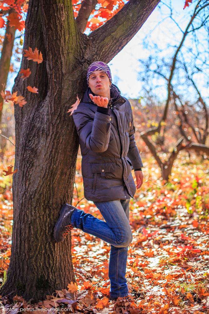 Как правильно фотографироваться осенью (8)