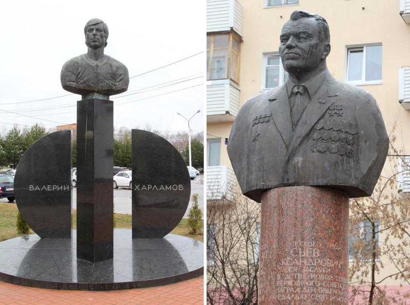 Памятник Скала с колотыми гранями Касли Памятник с крестом на просвет Лыткарино