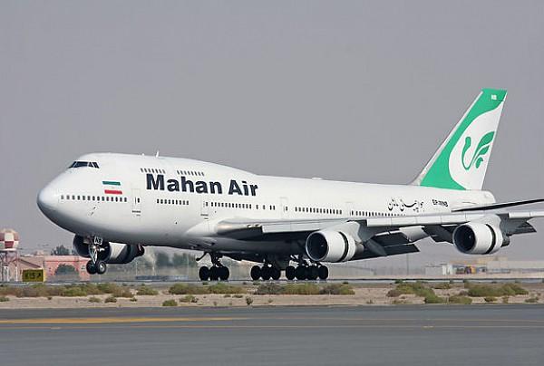 Иранская авиакомпания Mahan Air выходит на рынок Украины с рейсами в Индию, Китай, Малайзию и Таиланд - Цензор.НЕТ 7517