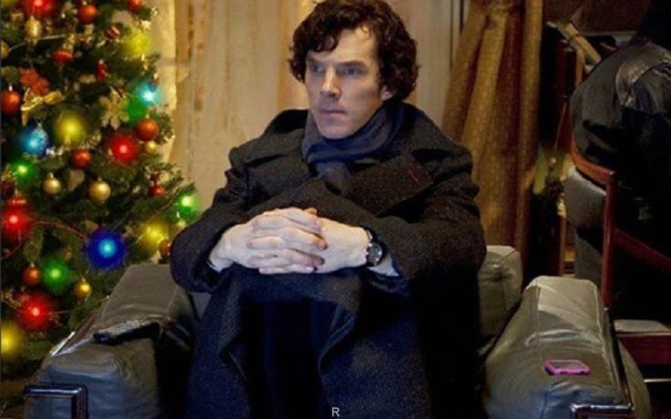 Шерлок первый канал новый год