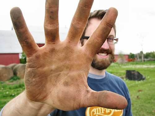 the problem of dirty hands