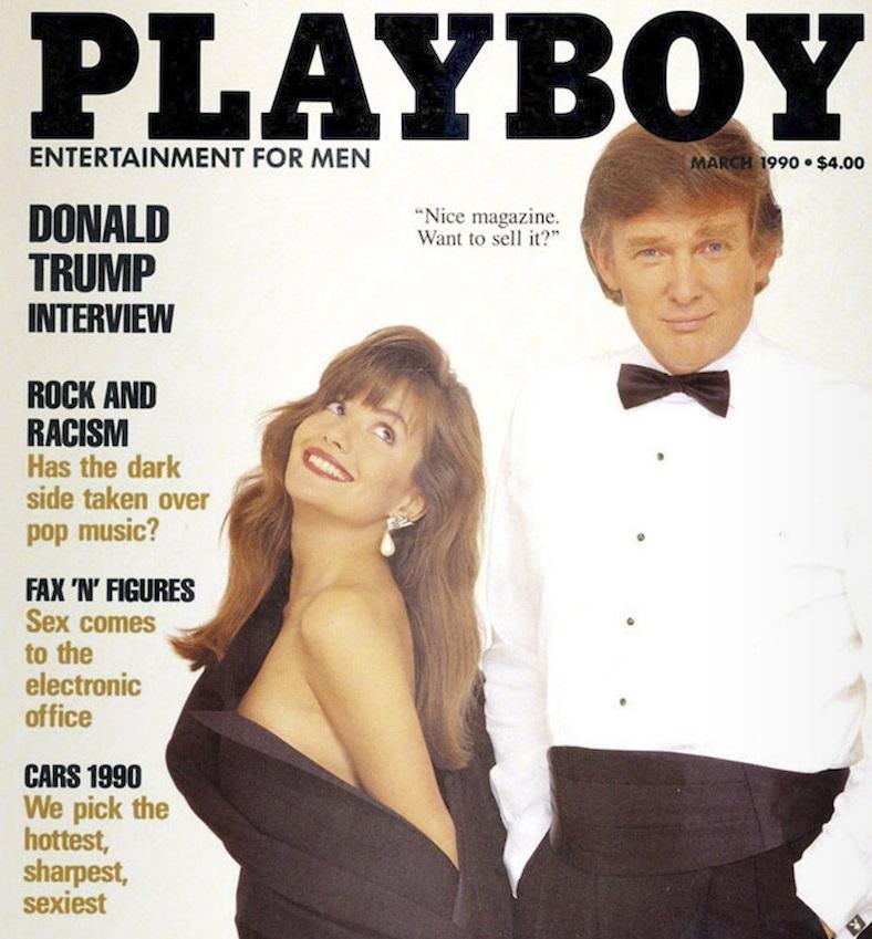 Интервью с Дональдом Трампом в «Плейбое», 1990 год