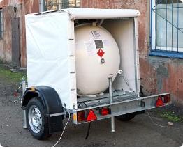 мобильная котельная на газе газгольдер