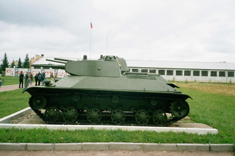 Т-50 - в планах - самый массовый танк РККА
