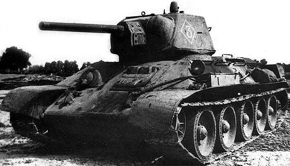 Однако уже в 1942 году завод № 174 начал производить танки весом 26 тонн...