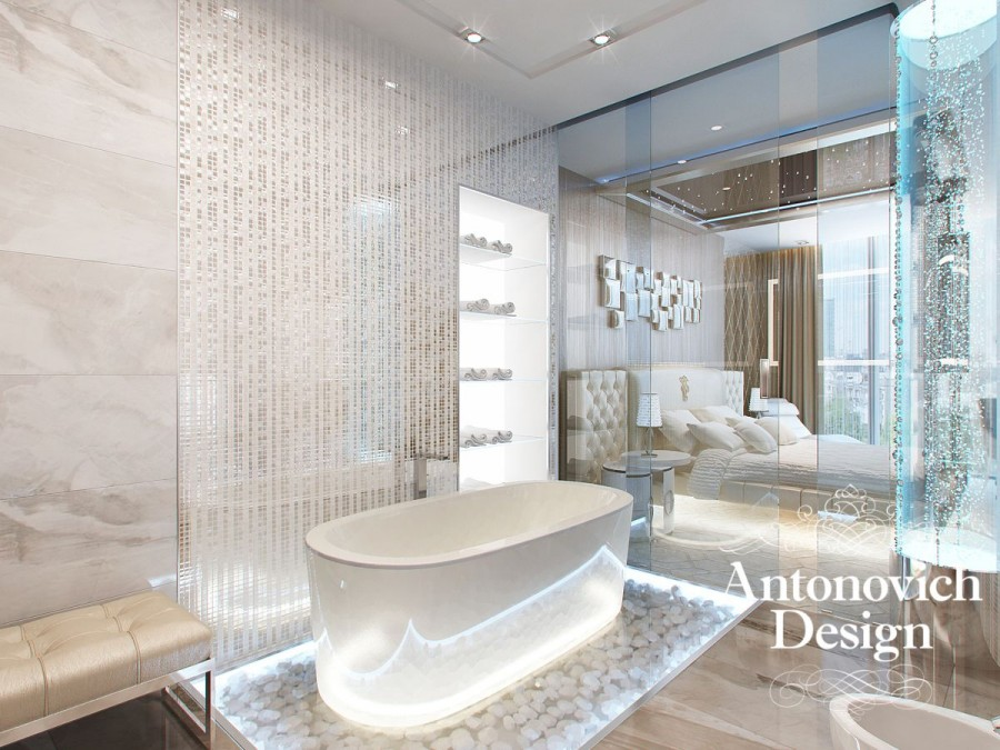 Exclusive interior design apartment antonovich svetlana for Exclusive interior designs