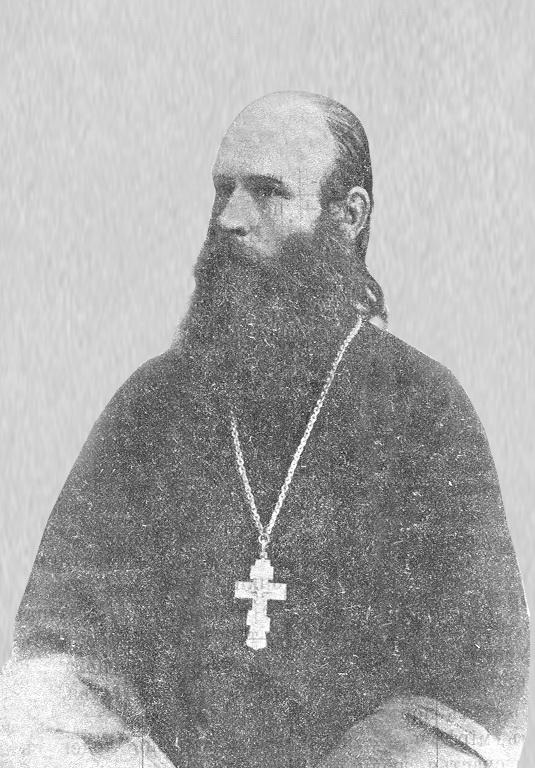 Свящисп. Николай Лебедев