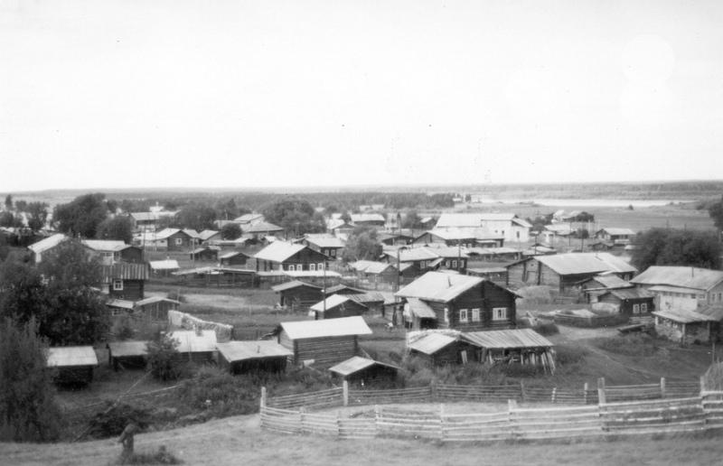 Село Керчёмья Усть-Куломского района Коми