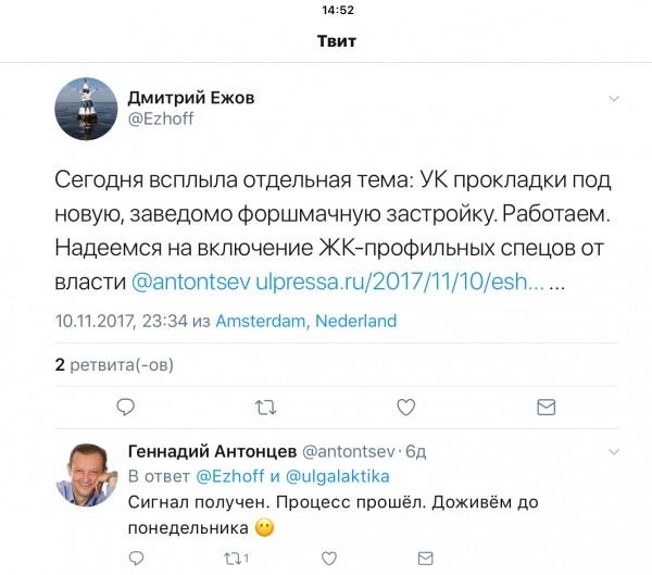 федерации 130 твитт