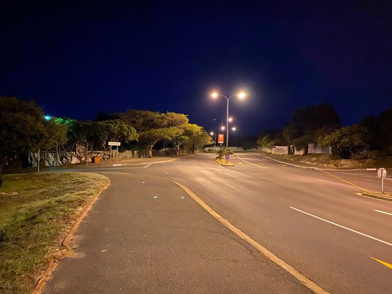 Кейптаун. Белльвиль в основном ещё спит