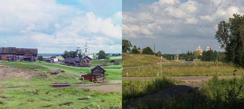 Село Палтога, 1909—2018