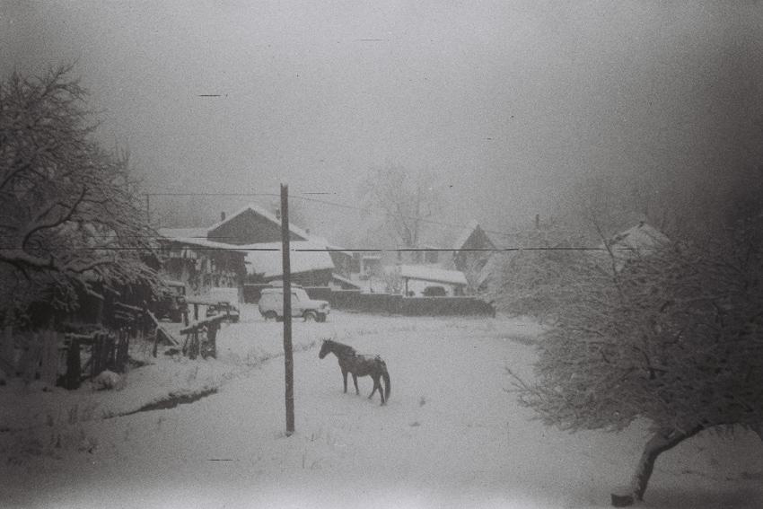 Мезмай. Рождество 2010. Фото Эдика Перова