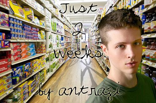 Just 2 weeks