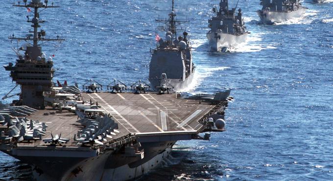 Аналитика: Мордор в кольце: спецназ НАТО идет в Восточную Европу, страны Балтии и заходит в Черное море