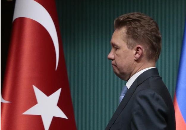 Ещё один турецкий ножичек в спину: «Коммерсант» узнал о национализации активов «Газпрома» в Турции