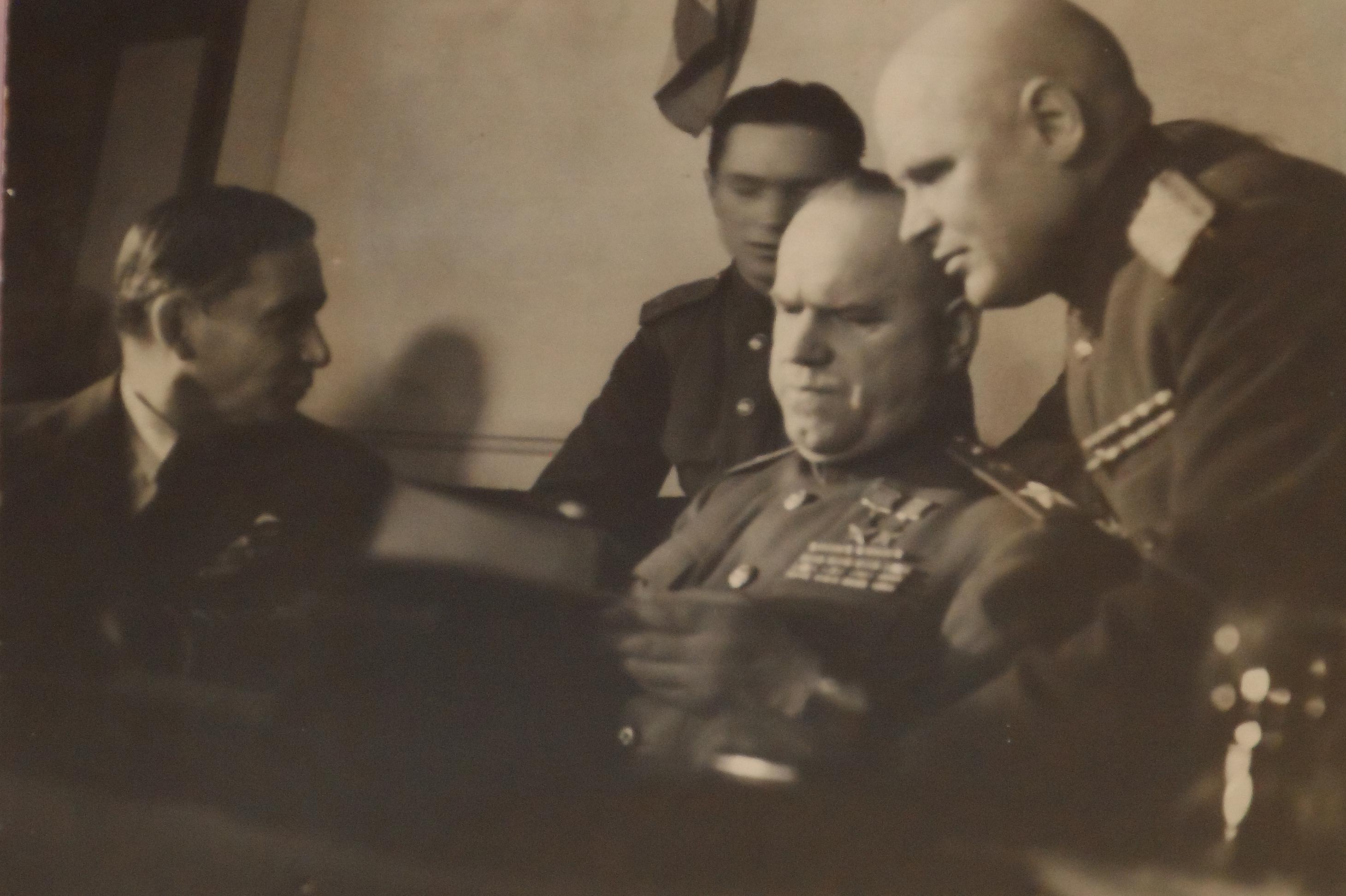 Сталин против генералов-трофейщиков