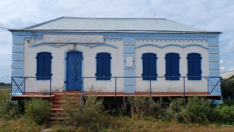 Дореволюционная архитектура татарской деревни Тармакуль Чановского района НСО.