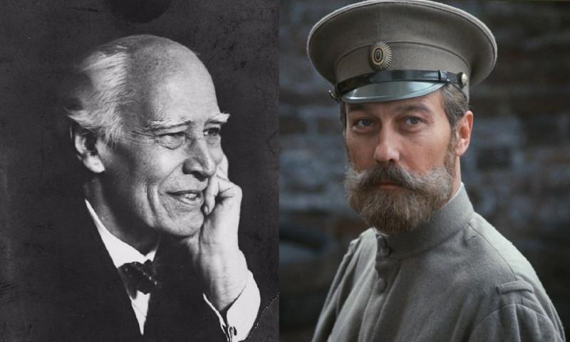 Что общего у этих двух актёров? И в чём отличия?