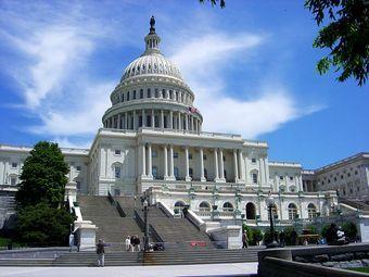 Конгресс США.Фото из Википедии.