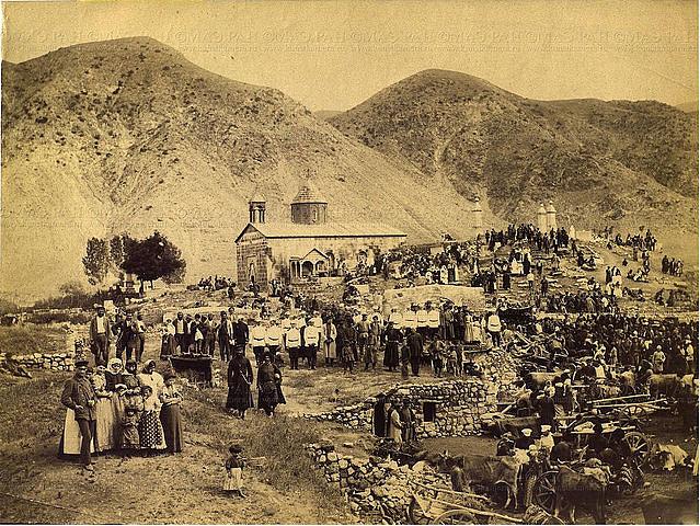 Հին Ղարաքիլիսա (Կիրովական,Վանաձոր ...