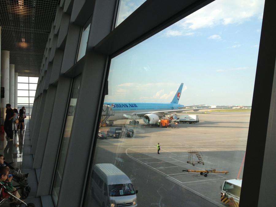 Мой самолетик