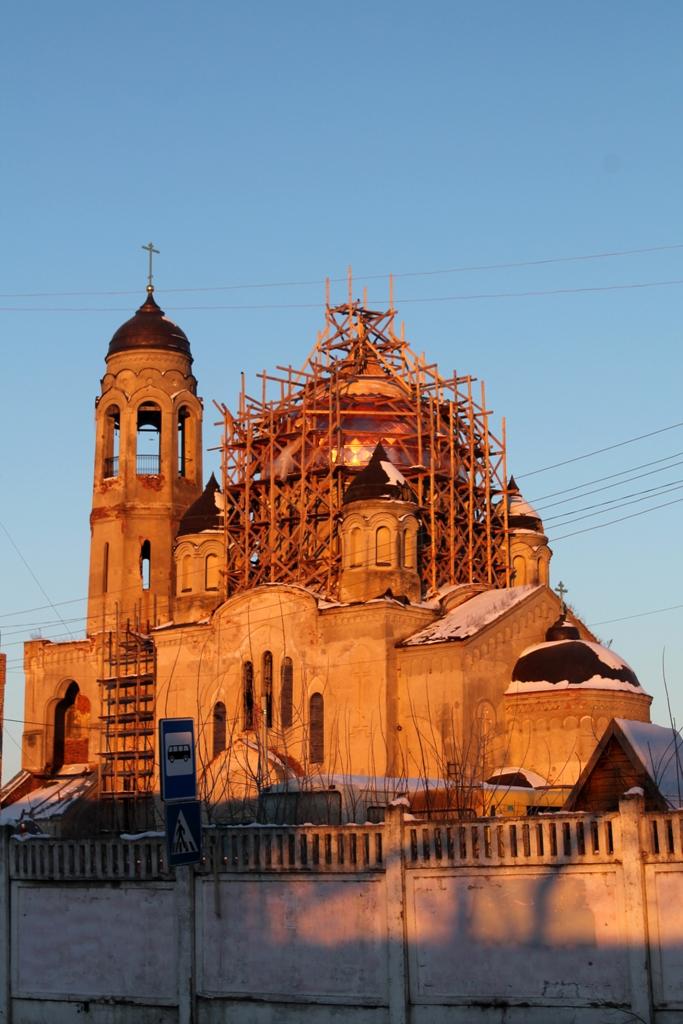 2014.01.30 - Боровск 04 Покровский собор