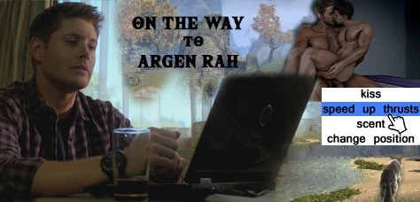 On the Way to Argen Rah