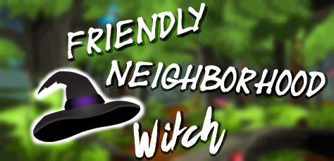 Friendly Neighborhood Witch3