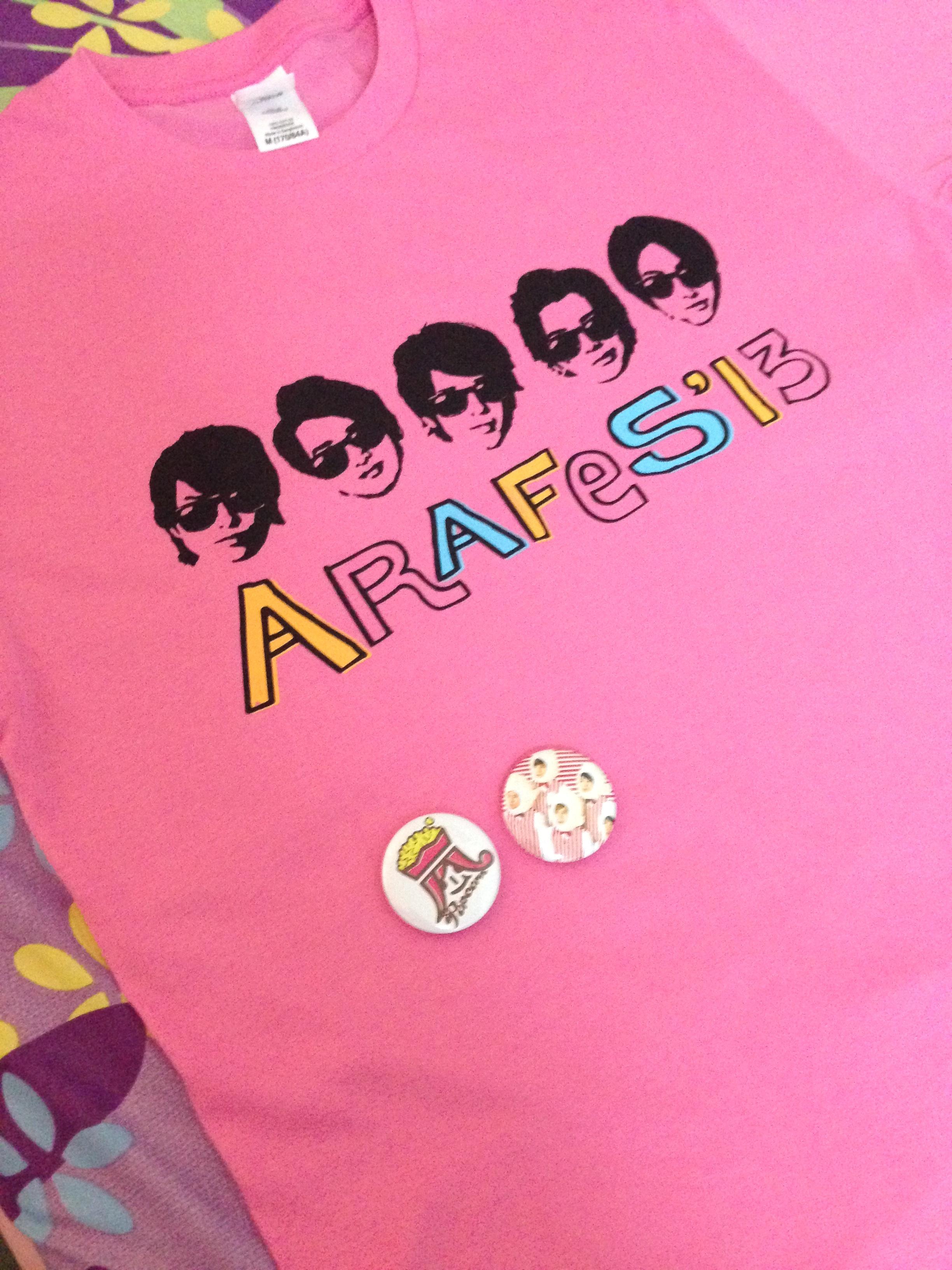 arafesshirt