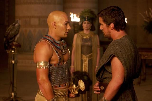 Драма двух братьев. Рамзес бы мог догадаться, что Моисей ему не брат, ведь он одевается не как египтянин!