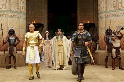 Рамзес 2 и Гай Юлий Цезарь, простите, Моисей