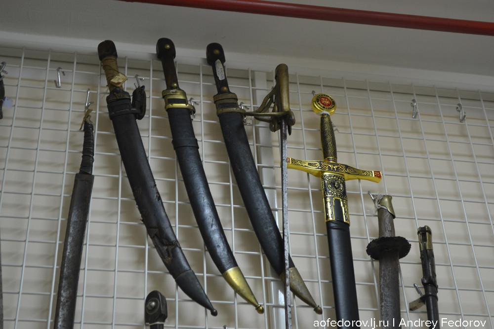 Экспонаты национального музея Чувашской Республики