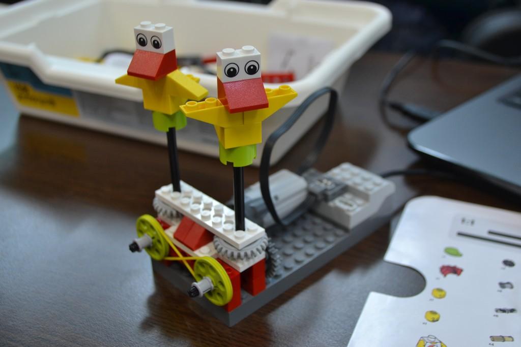 Кружок робототехники для самых маленьких