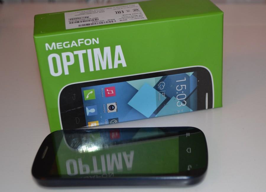 Мегафон Оптима