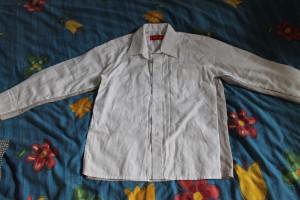 рубашка белая 32 (12-44-53)