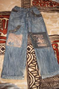 джинсы на флисе (2)